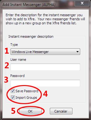 Xfire Gaming Client - Guía de instalación y uso [En Desuso] 13